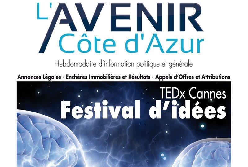 Journal d'annonces légales L'Avenir Côte d'Azur