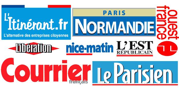 Principaux journaux français d'annonces légales et judiciaires