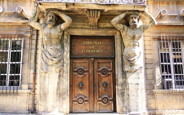 Tribunal de commerce en France